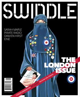 SWINDLE Magazine #16